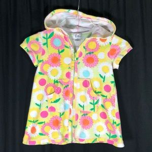 LILLY PULITZER Kids Swimsuit Coverup size 5